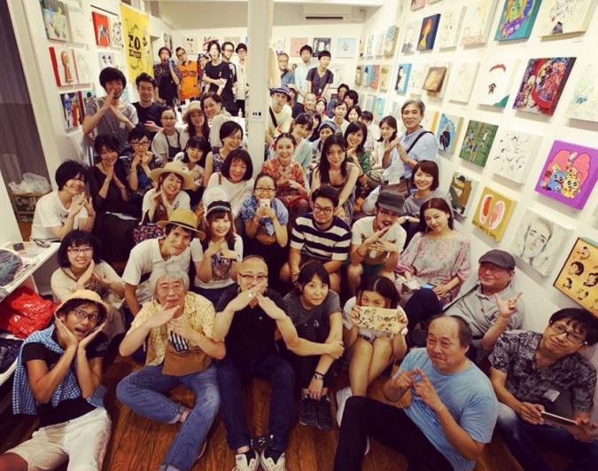 Tambourin Gallery